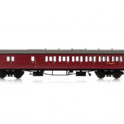 Hornby R4881 Collett 57' 'Bow ended' non-corridor brake third (R/H) W5508W