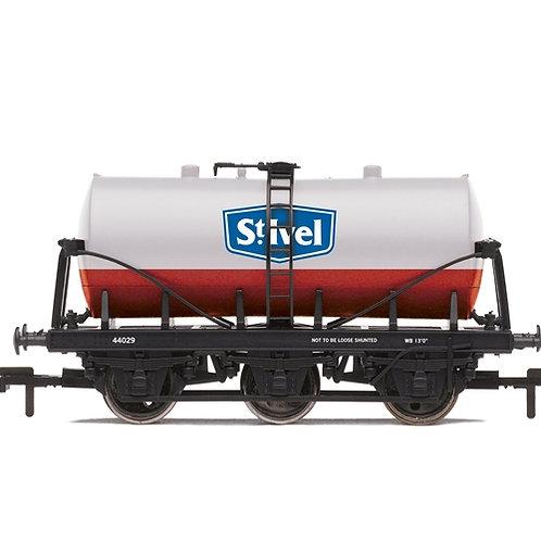 Hornby R6978 6-wheel milk tanker St. Ivel 44029