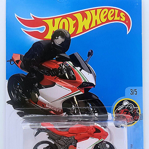 Hot Wheels Moto 3/5 Ducati 1199 Panigale