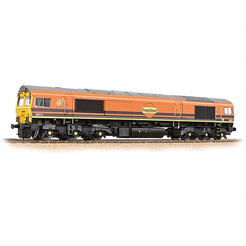 Bachmann 32-739SF Class 66/4 66413 Freightliner G&W Sound Fitted