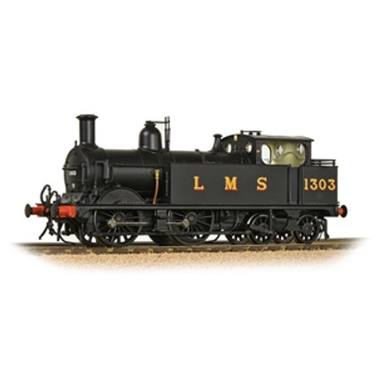 MR 1532 (1P) Tank 1303 LMS Black (Original)