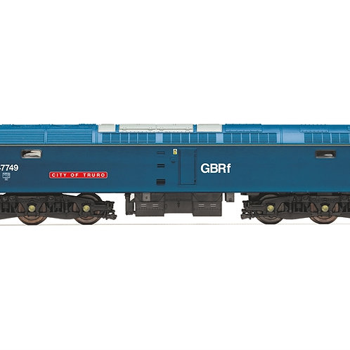 Hornby R3907 Class 47/7 47749 in BR blue with GBRf branding - Railroad range