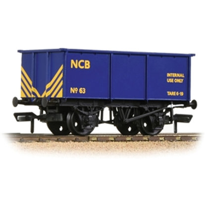 BR 27T Steel Tippler NCB Blue
