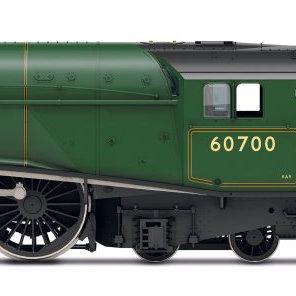 R3980 Hornby W1 Hush Hush 4-6-4 Steam Loco number 60700