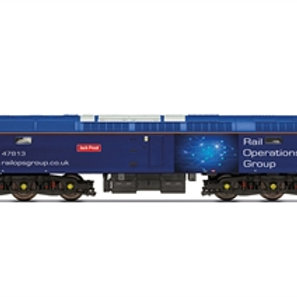 Hornby R30046 Class 47/8 47812 in Rail Operations Group livery