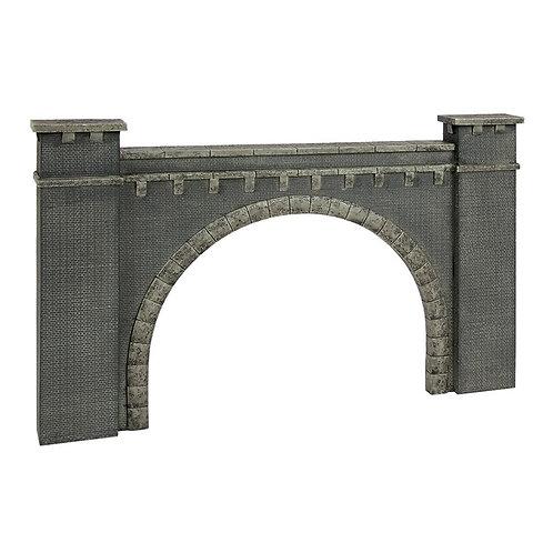 Scenecraft 44-294 Double Track Tunnel - Single bore