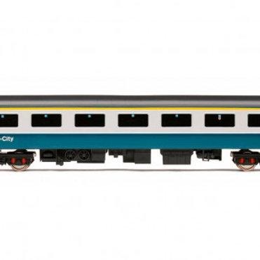 Hornby R4807 BR Mk2D 1st Class Coach E3180 Blue and Grey