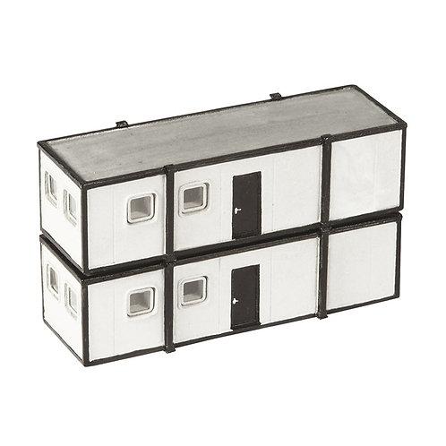 Scenecraft 42-081 Portable Offices (N Gauge)