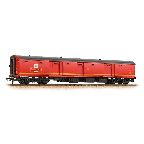 Bachmann 39-765 Mk1 TPO POT stowage van in Royal Mail red with TPO branding