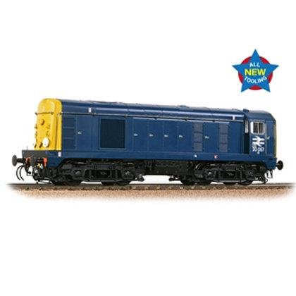 Class 20/0 Disc Headcode 20057 BR Blue