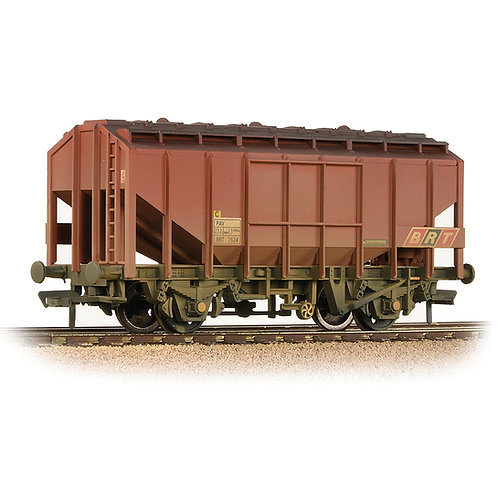 Bachmann 33-131 BR 35T Bulk Grain Hopper BR Brown