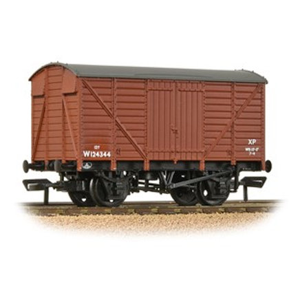37-729C GWR 12T Ventilated Van BR Bauxite (Early)