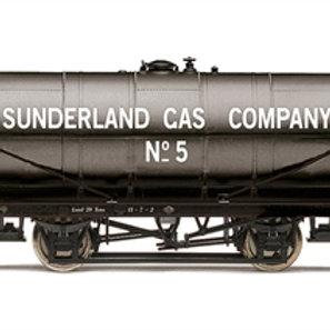 "Hornby R60035 20 ton tank wagon No. 5 ""Sunderland Gas Company"" - Due Sep-21"