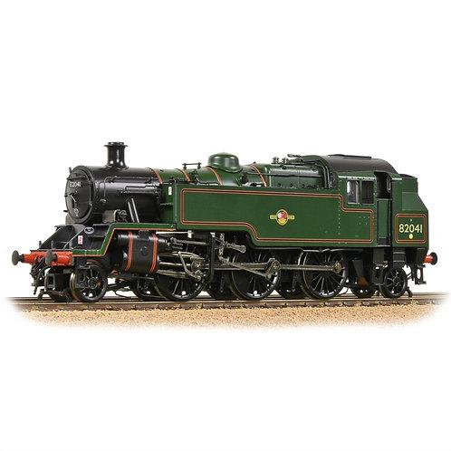 Bachmann 31-976B Standard Class 3MT 2-6-2T 82041 in BR green late crest