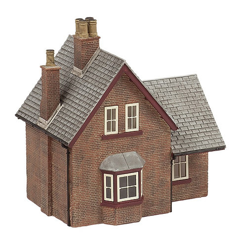 Bachmann 44-0023 Brick Station Building