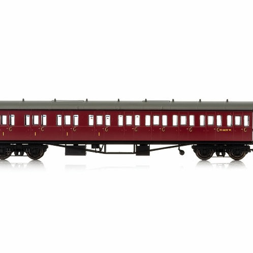 Hornby R4878 Collett 57' 'Bow ended' non-corridor composite (Left-hand) W6630W