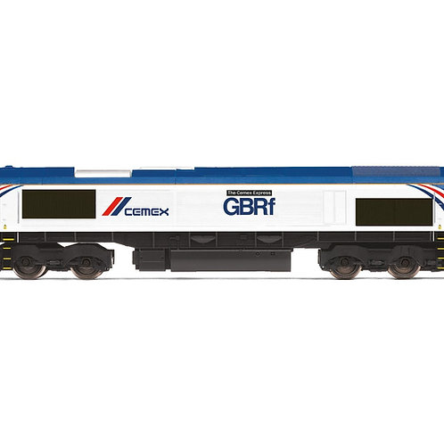 "R3951 Hornby Class 66 66780 ""The Cemex Express"" GBRF / Cemex"