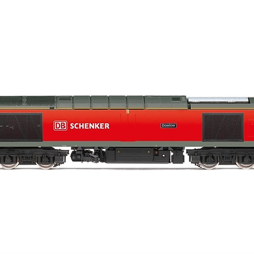"""Hornby R3605TTS Class 60 60044 """"Dowlow"""" in DB Schenker red - TTS sound fitted"""