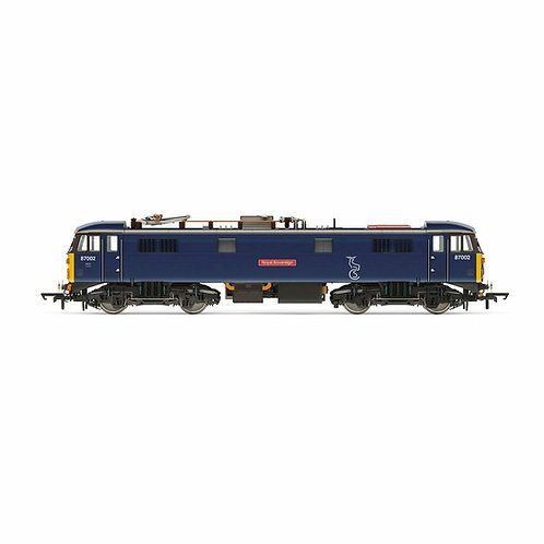 """Hornby R3751 Class 87 87002 """"Royal Sovereign"""" in Caledonian Sleeper livery"""