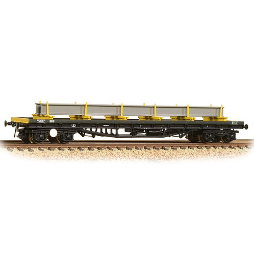 Graham Farish 377-604 80 Tonne glw BDA Bogie Bolster Wagon BR Railfreight