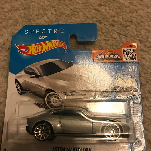 Hot Wheels Showroom 007 Spectre Aston Martin DB10