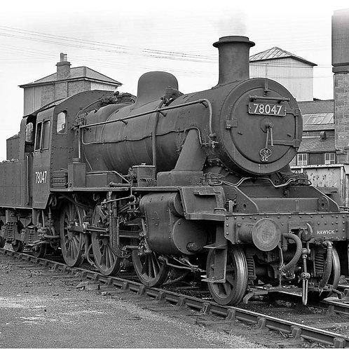 Hornby R3839 BR, Standard 2MT, 2-6-0, 78000 - Era 5
