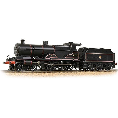 Bachmann Branchline 31-932 Class 4P 'Compound' 4-4-0 41123 in BR black with earl