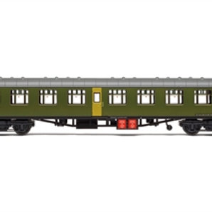 Hornby R40007 ex-Mk1 SK Ballast Cleaner Train Staff Coach DB 975802 i