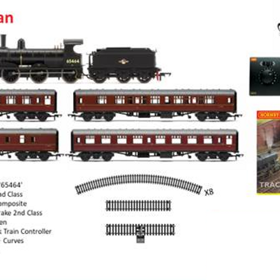 "Hornby R1245 ""Signature"" Eastern Suburban Train Set"