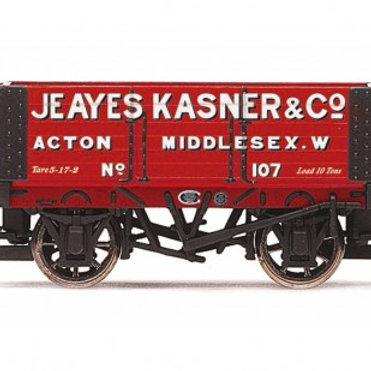 "R6815 6 Plank wagon ""Jeayes Kasner & Co"""