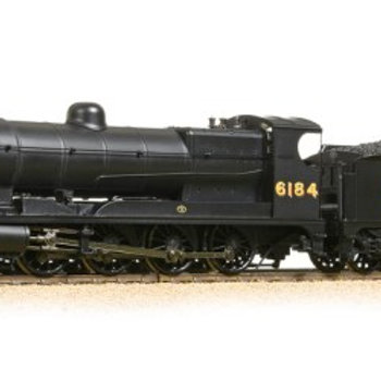 Bachmann Branchline 31-003A Class O4 Robinson 2-8-0 6184 in LNER black