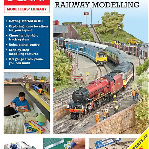 Peco Your Guide to 00 Gauge Railway Modelling