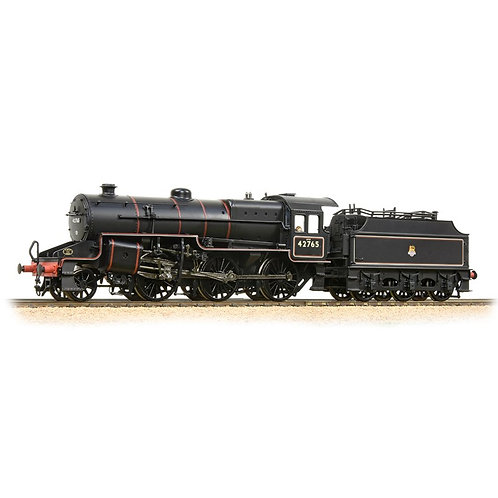 Bachmann 32-176 LMS Crab 42765 BR Lined Black Early Crest