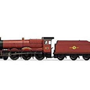 "Hornby R3804 Class 49xx 'Hall' 4-6-0 5972 ""Hogwarts Castle"" in Hogwarts Railways"