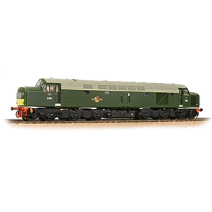 Class 40 Centre Headcode D365 BR Green (Small Yellow Panels) Sound Fitted