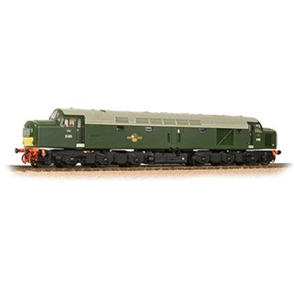 Class 40 Centre Headcode D365 BR Green (Small Yellow Panels)
