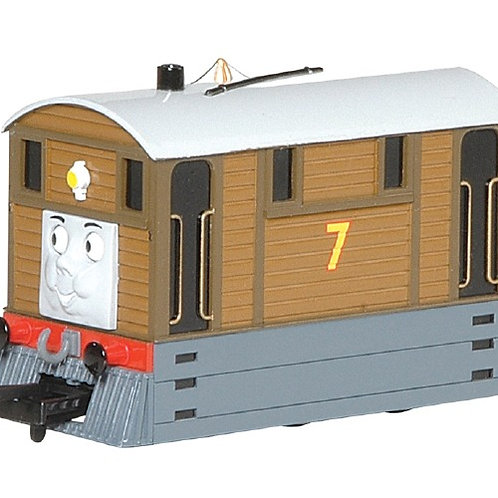 Toby the Tram Engine with Moving Eyes