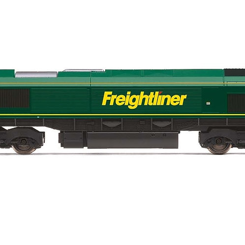 Hornby R3921 Freightliner, Class 66, Co-Co, 66514 - Era 9