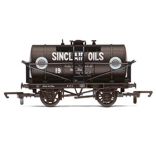 "Hornby R6854 14 ton tank wagon ""Sinclair Oils"""