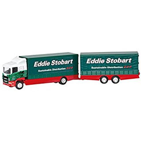 Corgi TY86651 Eddie Stobart Drop Bar Truck and Trailer