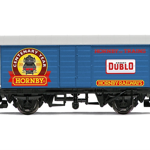 Hornby R6986 Hornby Covered Goods Van - 2020 Centenary Year