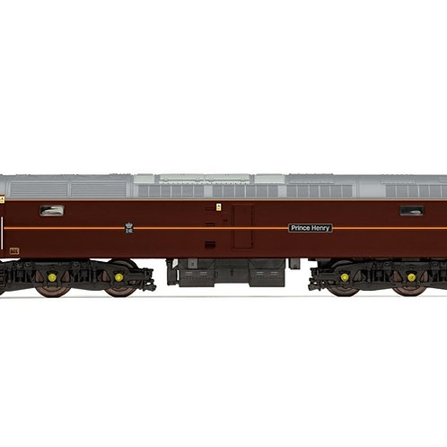 "Hornby R3758 Class 47/7 47799 ""Prince Henry"" in EWS Royal Train claret"