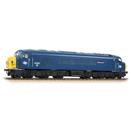 Class 45/0 Split Headcode 45060 'Sherwood Forester' BR Blue