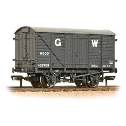 GWR 12T 'Mogo' Van GWR Grey