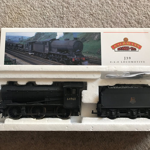 31-854 J39 BR Black Early Crest 64690 Weathered