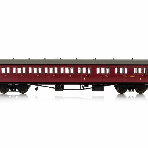 Hornby R4879 Collett 57' 'Bow ended' non-corridor composite (Right-hand) W6631W