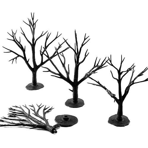 Woodland Scenics TR1122 28 Deciduous Tree Armatures