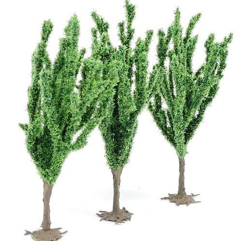 Gaugemaster GM186 Poplar Trees (Pack of 3)