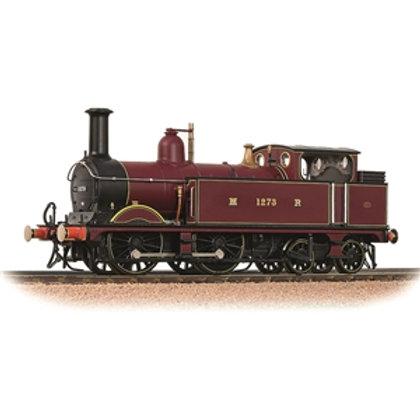 MR 1532 (1P) Tank 1273 Midland Railway Crimson Lake