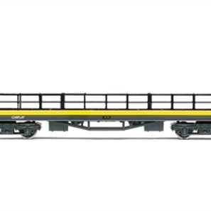Hornby R60040 Carflat B745786 in Motorail livery - Due May-21